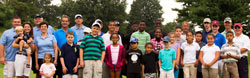 The First Tee Kids Outing